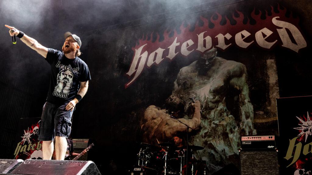 Hatebreed 2021 tour