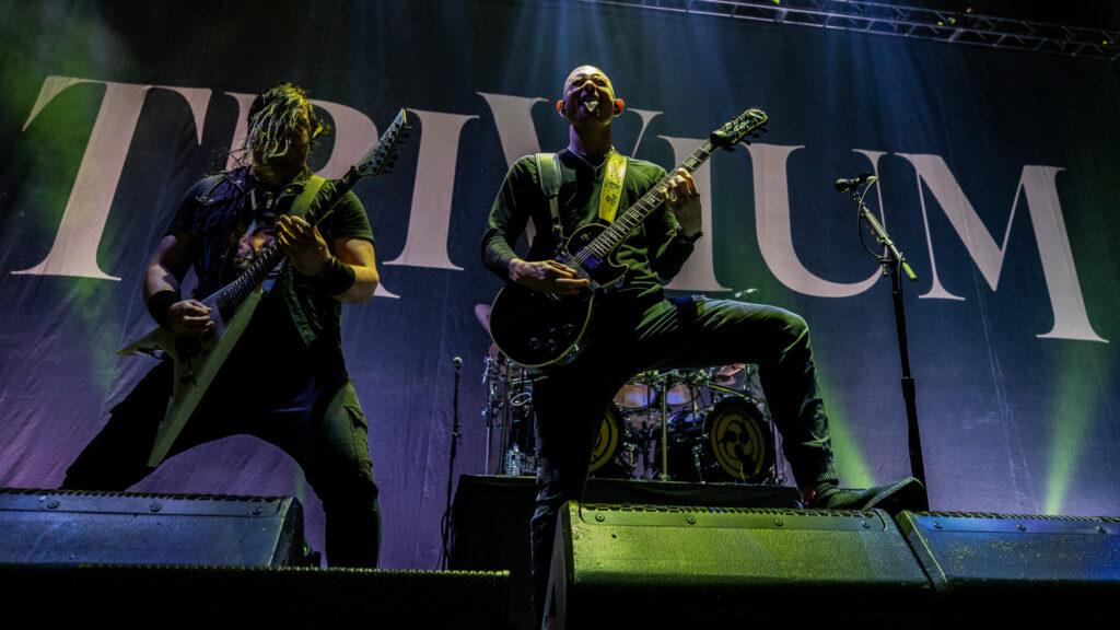 Trivium 2021 tour