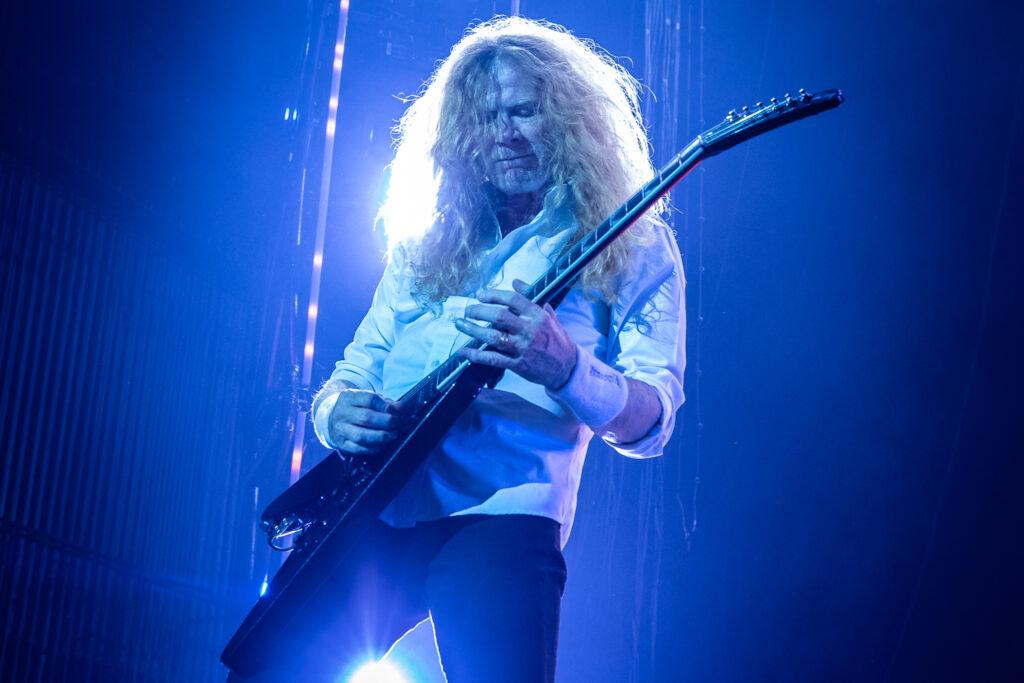 Megadeth 2021 tour