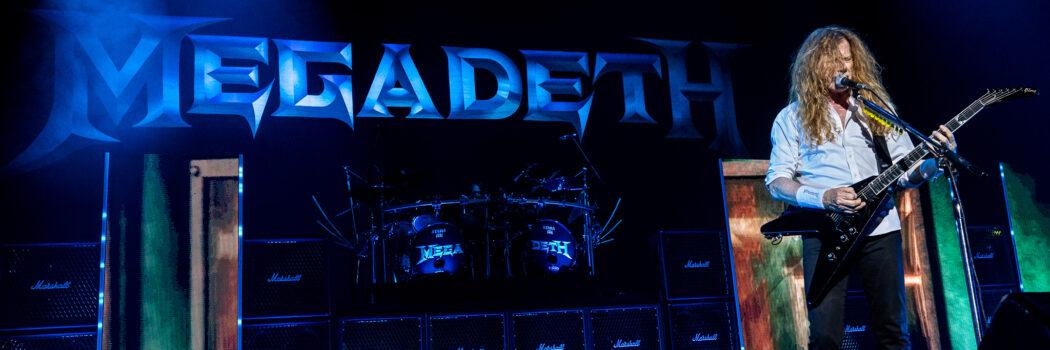Megadeth, Lamb of God Deliver Crushing Performances On 2021 Tour