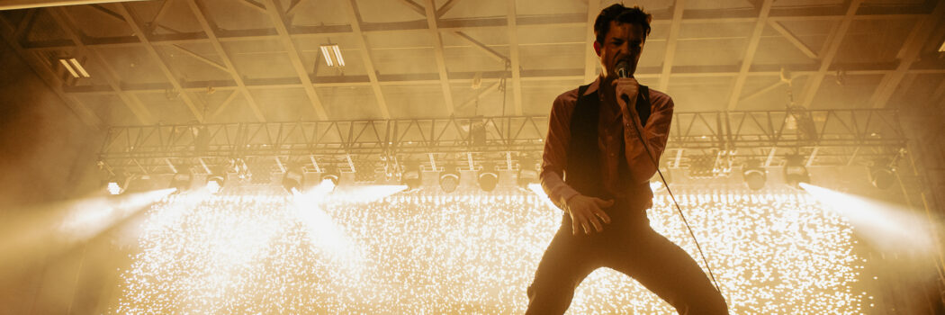 The Killers Are Stunning At Intimate Show In Bethlehem