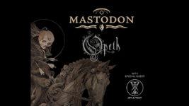 Mastodon Opeth 2021