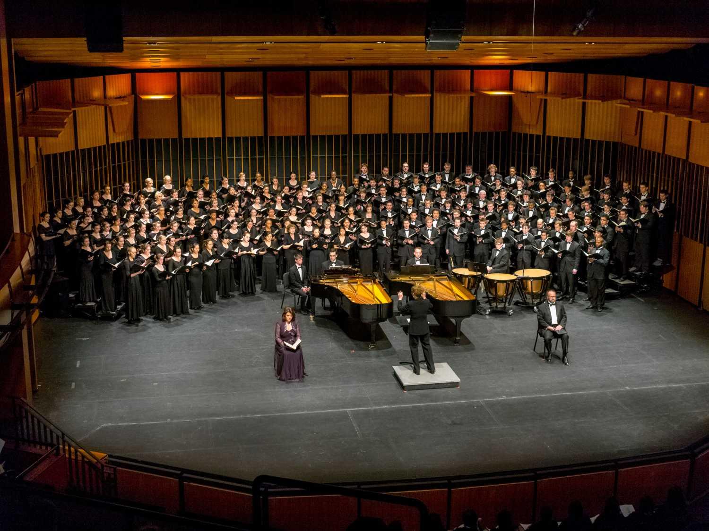 Montclair State Chorale Makes Carnegie Hall Debut - MSU News Center