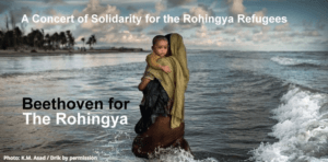Music for Life International presents Beethoven for the Rohingya at Carnegie Hall - Broadway World