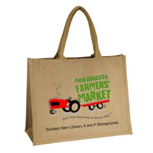 Marlborough Farmers Market bag