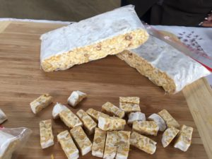 Found Food Chickpea Tempeh