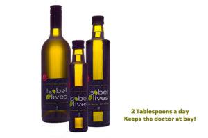 Isobel Olive Oils at the Marlborough Farmers Market