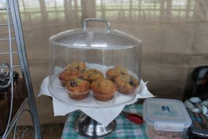 Traditional Country Preserve Muffins