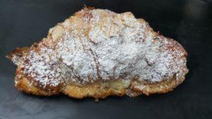 Lolas French Bakery Almand Croissant