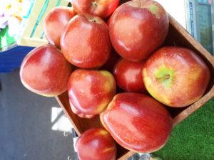 red Braeburn apples from Frut4U