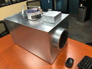 air purifier system