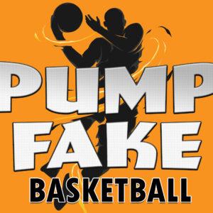 Pump Fake Basketball