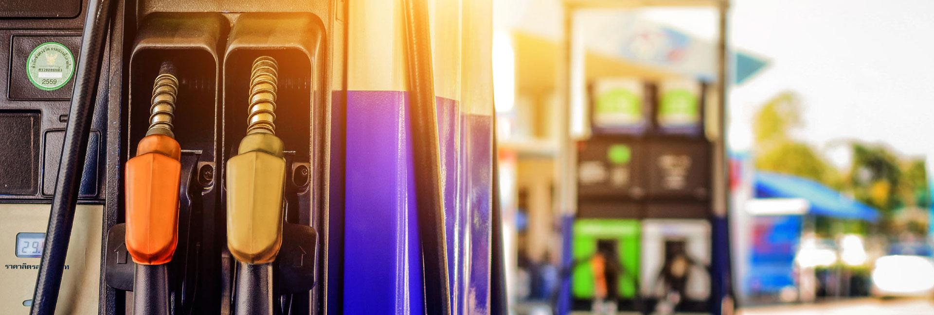 Reliance Oil Gas Pumps