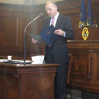 Pittsburgh City Councilman Bruce Kraus proclaims EITC Awareness Day