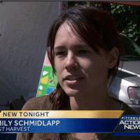 Emily Schmidlapp on Action News 4