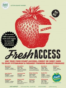 Just Harest's Fresh Access 2015 locations