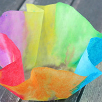 color coffee filter
