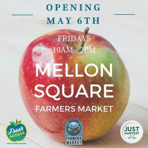 Instagram Fresh Access Mellon Sq market_mini