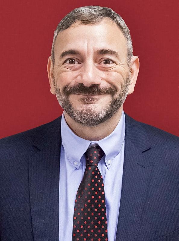Hunger Free America CEO Joel Berg
