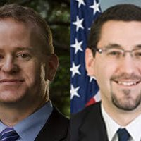 PA 46th House District candidates Byron Timmins and Jason Ortitay