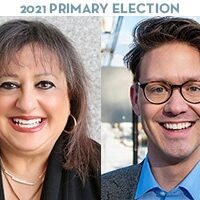 2021 Primary Election: Theresa Kail-Smith and Jacob Williamson
