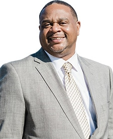 Pittsburgh mayoral candidate Ed Gainey