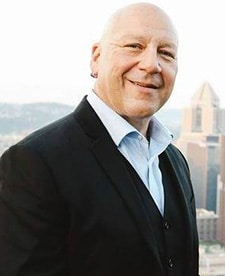 Pittsburgh mayoral candidate Tony Moreno