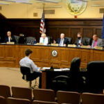 Allegheny County Council public meeting video still