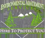 Environmental Abatement Services, Inc.  Logo