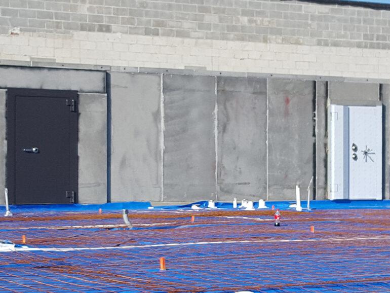 Vault & Fire Door Installation