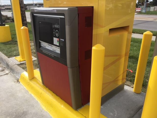 Wells Fargo ATM Installation