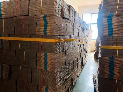 02 Incoming material warehouse