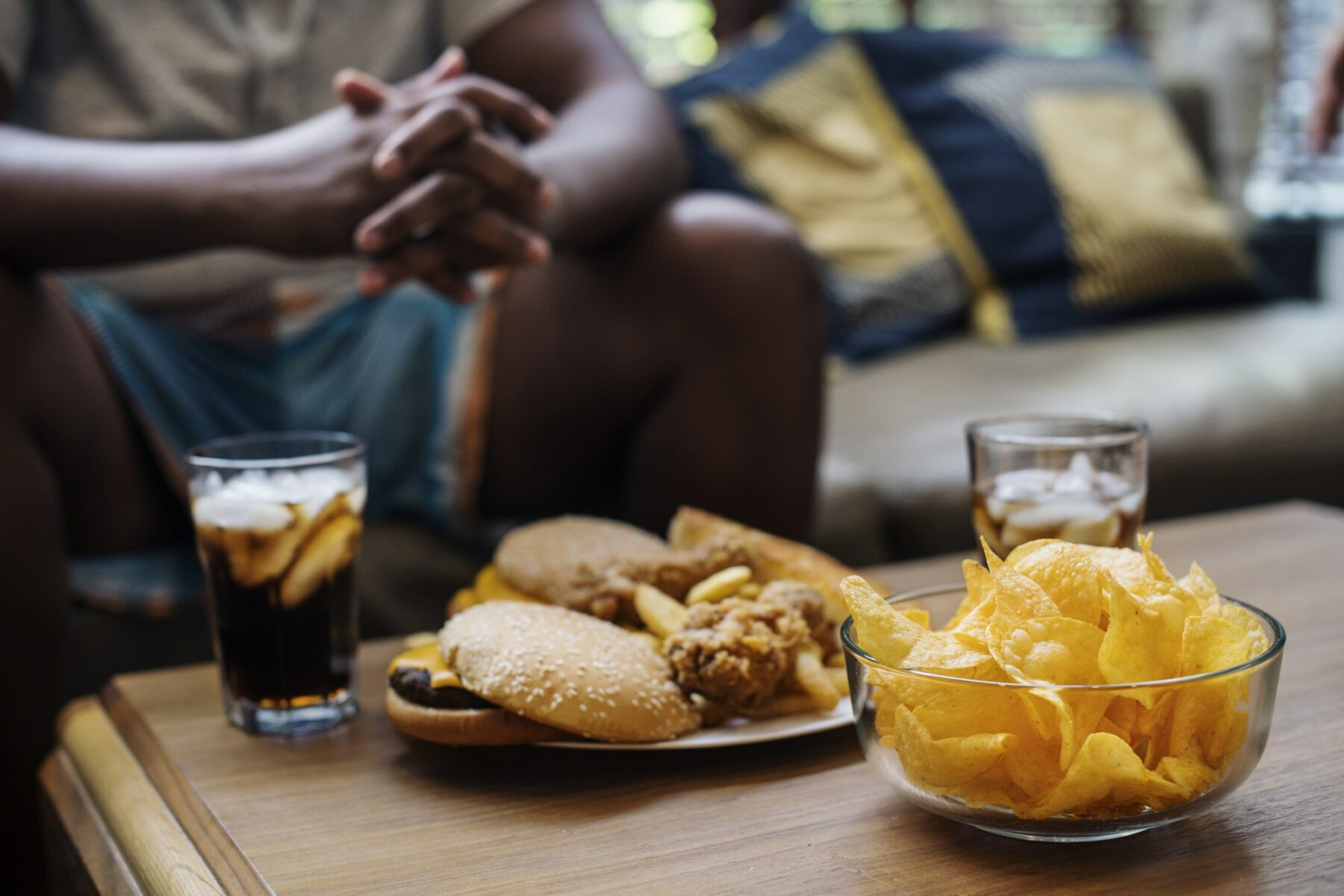How Fast Food Affects Your Body