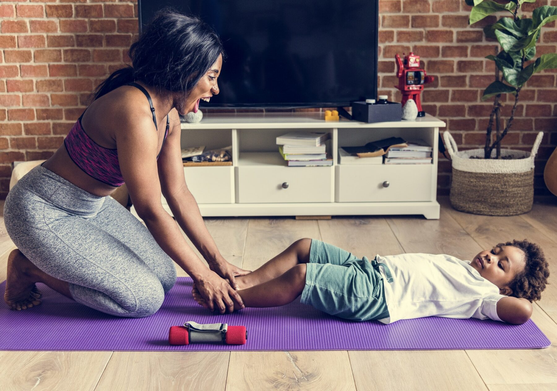 Simple Workouts For Moms