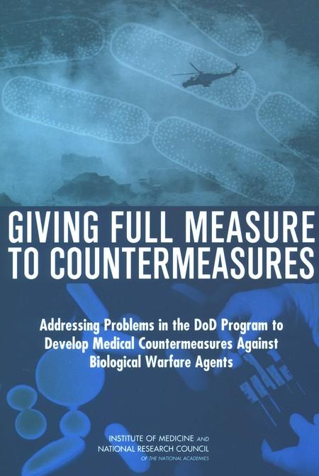 8 case study-develop biowarfare countermeasure