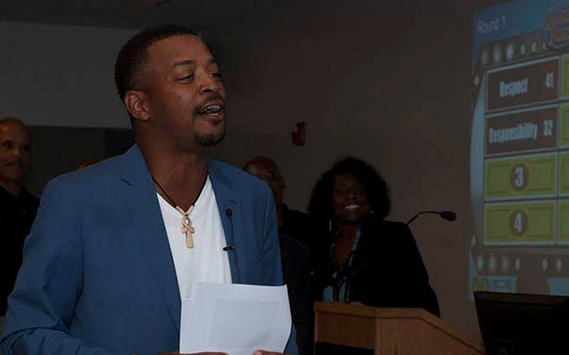 Members Attend Annual Meeting, Enjoy Comedy