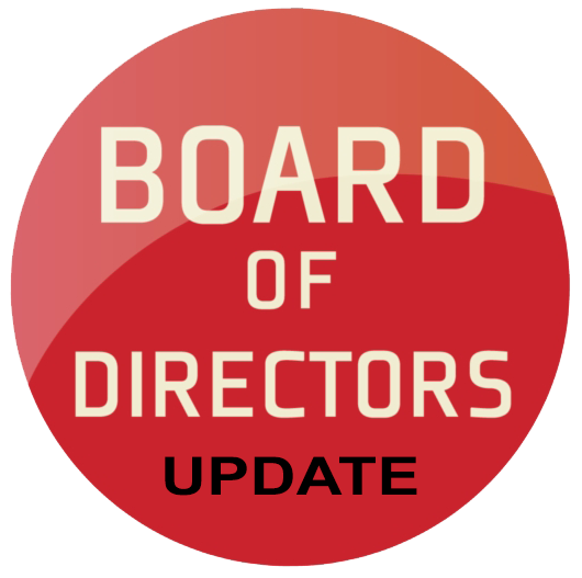 Graphic of board of directors
