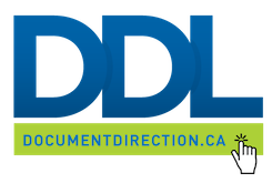 Document Direction Logo