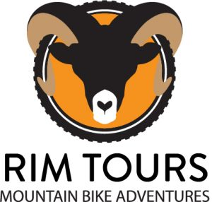 Permit and guide with Rim Tours