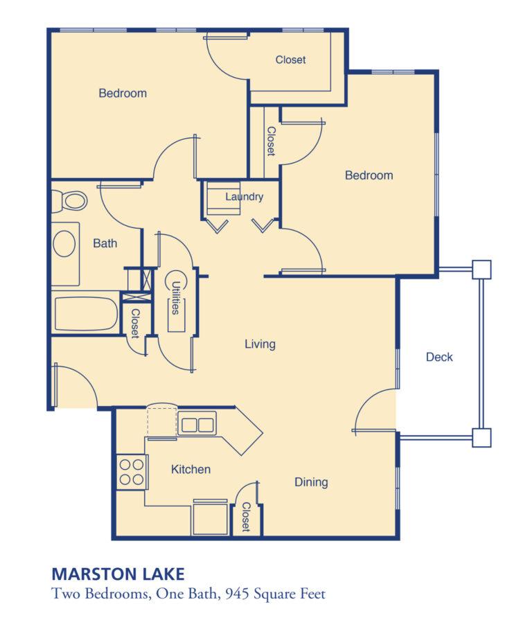 maps-and-floorplans-APT two bed marston lake-dimen-1920