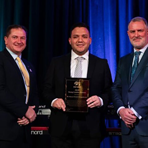 ACRS Young Leaders Oration Award