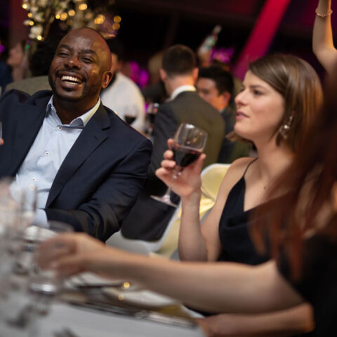 Guests at the 2019 Australasian College of Road Safety Awards