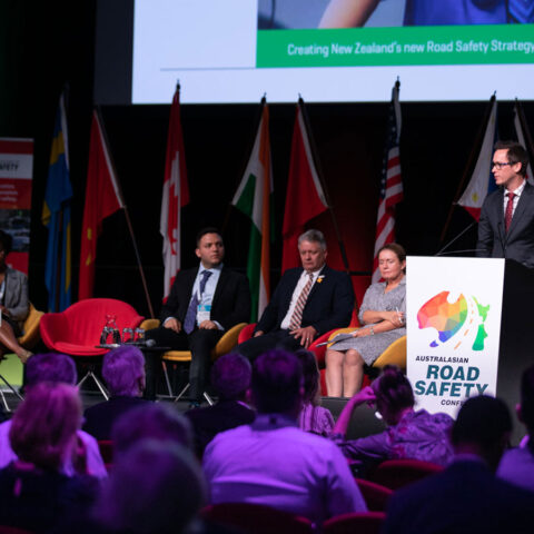 Speakers at the 2019 Australasia Road Safety Conference