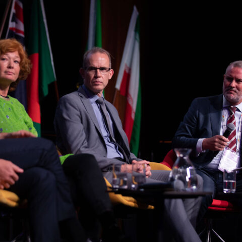 Speakers at the 2019 The Australasian Road Safety Conference