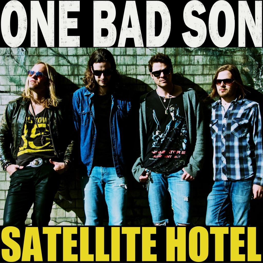 Single Cover SATELLITE HOTEL