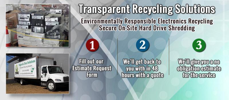 Electronics Recycling Mobile AL