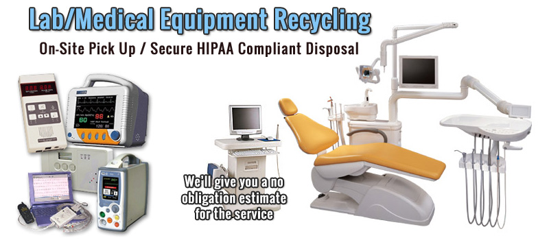 Lab Equipment Recycling