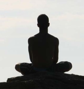 Meditation and yoga can help calm your soul and strengthen your mind and body.