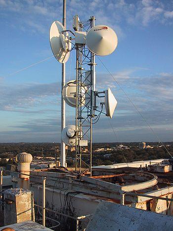 Aspen Communication's wireless access point in...