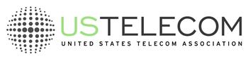Logo of the United States Telecom Association.